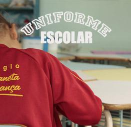 Banner uniforme escolar